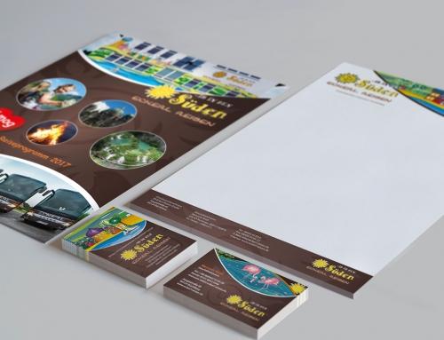 Eckerl Reisen ER GmbH – Geschäftsdrucksachen