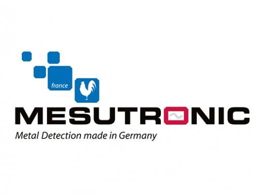 Neues Logo für MESUTRONIC France SAS