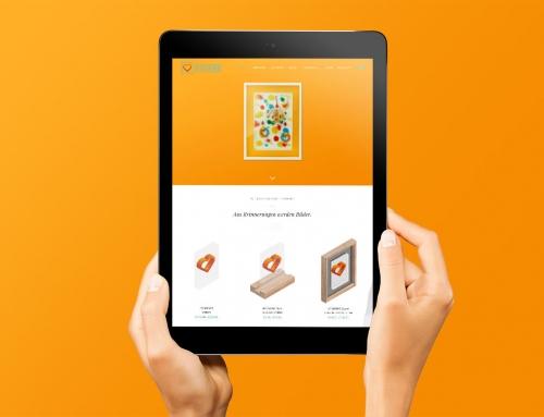 MYMEMO® – Webdesign
