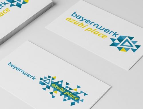 Bayernwerk Azubi Place – Logodesign