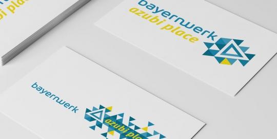 Logodesign Bayernwerk azubiplace